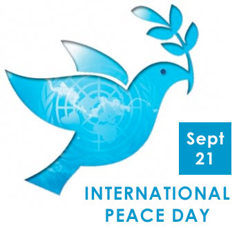 Only 5 weeks to Peace Day …
