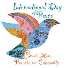 Happy World Peace Day 2017